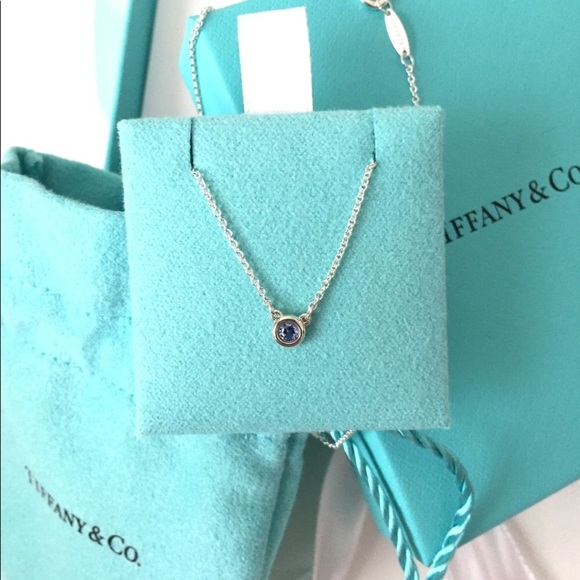 fd6c60b53 Tiffany & Co. Jewelry | Tiffany And Co Tanzanite Color By The Yard ...